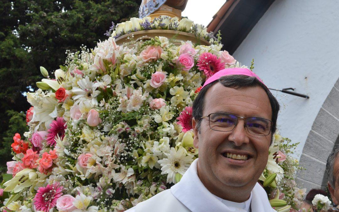 EL PADRE OBISPO GABRIEL MESTRE TIENE CORONAVIRUS