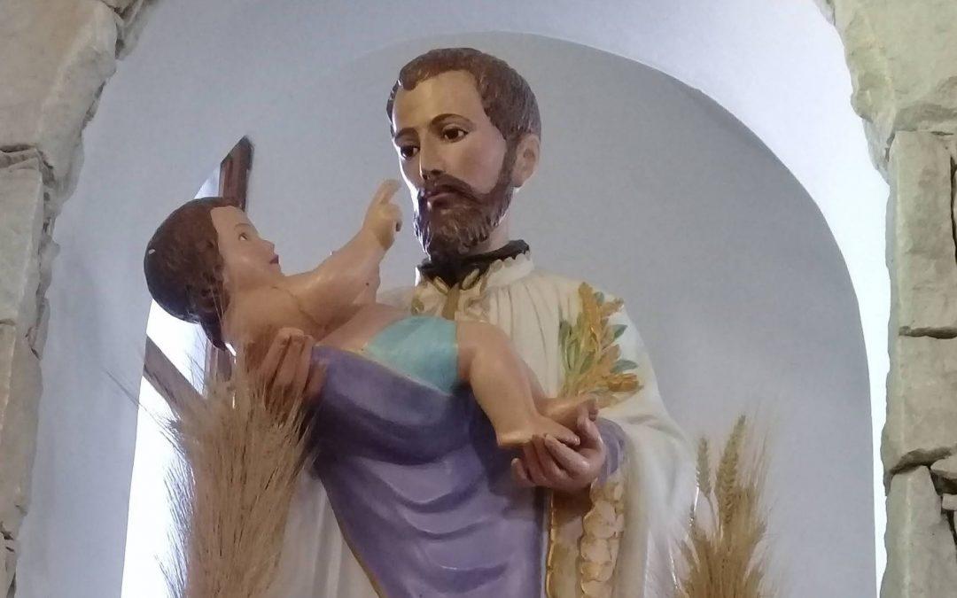 ESTE AÑO SAN CAYETANO VA A TU CASA. Santuario cerrado