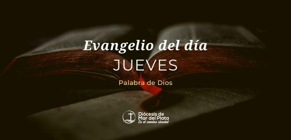 Evangelio según San Lucas 13,31-35.