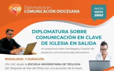 DIPLOMATURA SOBRE COMUNICACIÓN EN CLAVE DE IGLESIA EN SALIDA.