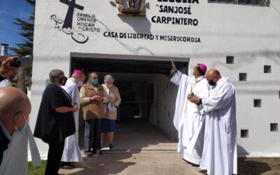INAUGURACIÓN DE LA ESCUELA SAN JOSÉ CARPINTERO.