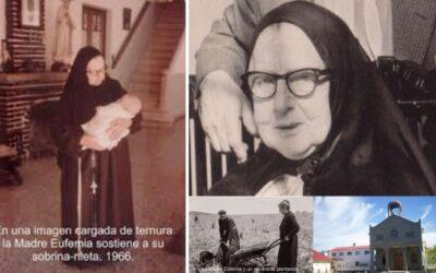 MADRE EUFEMIA, PASTORA DE LOS POBRES.